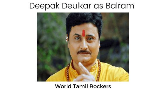 Deepak Deulkar as Balram - Shri Krishna Cast