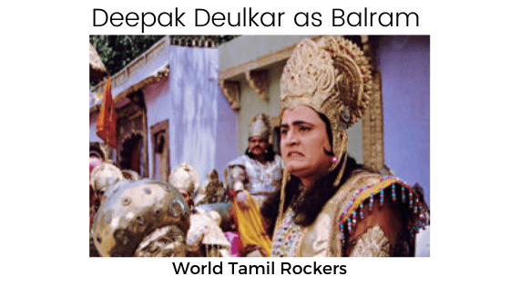 Deepak Deulkar as Balram